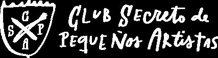 Logo del Club Secreto de Pequeños Artistas