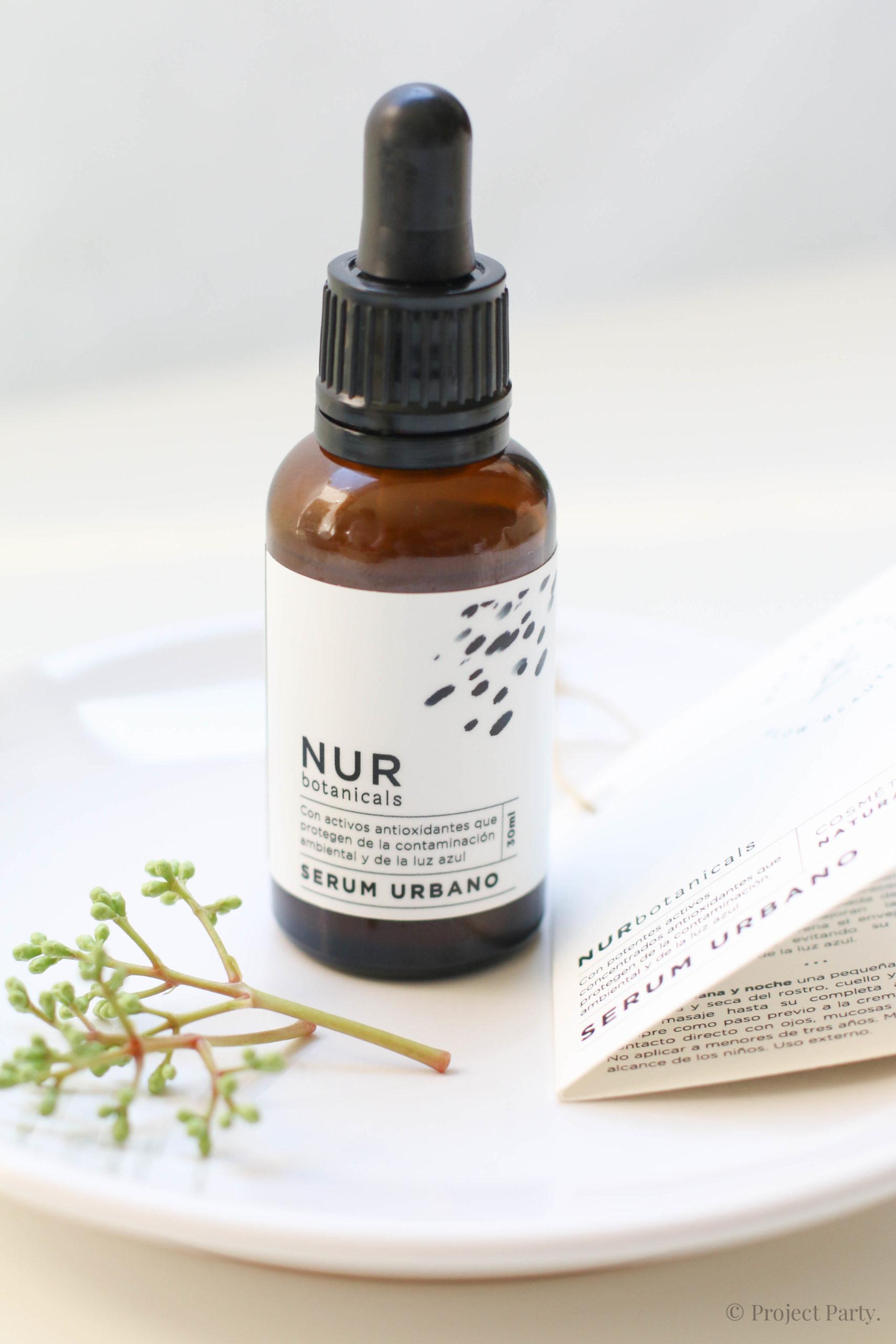 Cosmetica natural - Branging y packaging para NURbotanicals