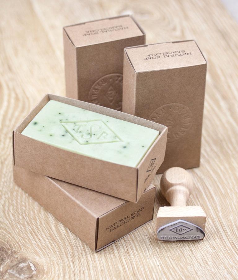 Branding y packaging jabones artesanales